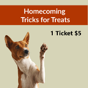 Fall Homecoming Tricks for Treats - $5