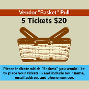 Homecoming Vendor Draw 5 Numbers - $20
