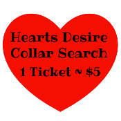 $5 Hears Desire Collar Search - 1 Number